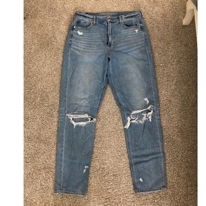 "American Eagle ""Mom"" Jean, Size 14 Extra-Long"